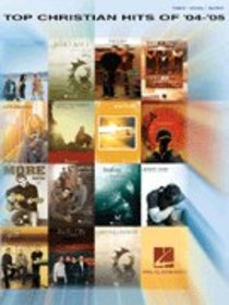 Top Christian Hits of 2004-2005