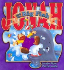 Jonah and the Big Fish Puzzle Book