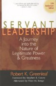 Servant Leadership (Anniversary 25th Edition)