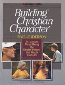 Building Books: Building Christian Character