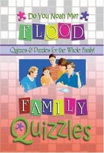 Family Quizzles: Do You Noah Me?
