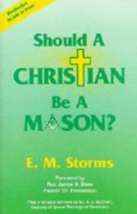 Should a Christian Be a Mason