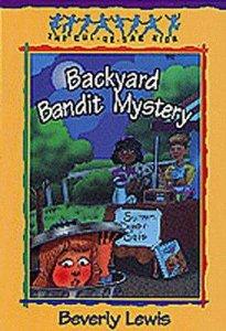 Backyard Bandit Mystery (#15 in Cul-de-sac Kids Series)