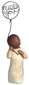 Willow Tree Figurine: Miss You