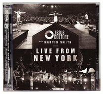 2012 Jesus Culture With Martin Smith: Live From New York (2 Cd)