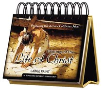 Daybrighteners: Life of Christ (Padded Cover) (Large Print)