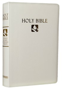 NRSV Gift and Award Bible White