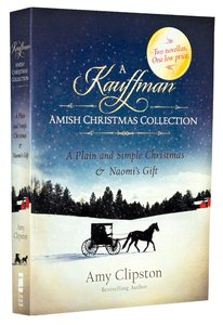 Plain and Simple Christmas (Kauffman Amish Christmas Collection Series)