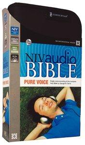 NIV Pure Voice Audio Bible (Unabridged 66 Cds 78 Hrs)
