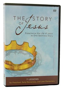 The Story of Jesus For Kids Curriculum (Dvd-Rom) (The Story Of Jesus Series)
