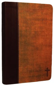 NKJV Giant Print Personal Reference Fabric Edition