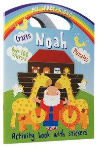 My Carry Along Noah Sticker Activity Book