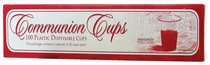 Communion Cups Disposable Box of 100