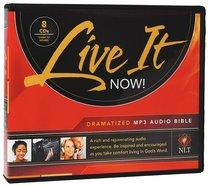 NLT Live It Now! Complete Dramatized Audio Bible MP3