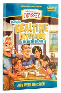 Whits End Mealtime Devotions (Adventures In Odyssey Imagination Station Series)