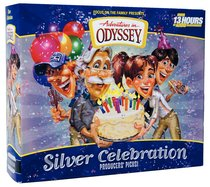The Silver Celebration (12 CDS) (Adventures In Odyssey Audio Series)