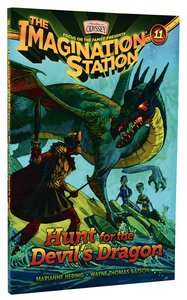 Hunt For the Devils Dragon (#11 in Adventures In Odyssey Imagination Station Series)