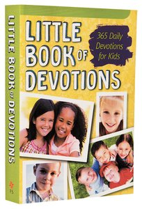 Little Book of Devotions:365 Daily Devotions For Kids