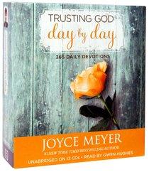 Trusting God Day By Day (Unabridged - 13cds)