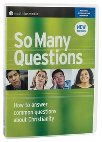 So Many Questions DVD