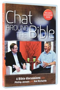 Chat Around the Bible (Includes Discussion Guide)