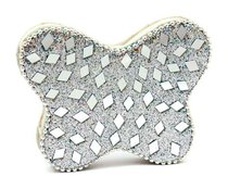 Note Pad Butterfly Silver Glitter (Empowering The Poor Series)