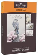 Boxed Cards Birthday: A Touch of Colour