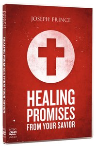 Healing Promises From Your Saviour (2 Dvds)