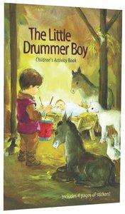 Activity & Sticker Book: The Little Drummer Boy