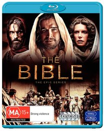 The Bible: The Epic Mini-Series (4-disc Blu-ray Set)