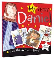 My Story Daniel (Includes Stickers)