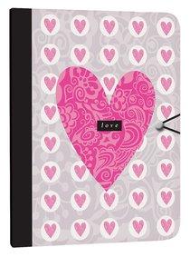 Journal: Love (Hearts)