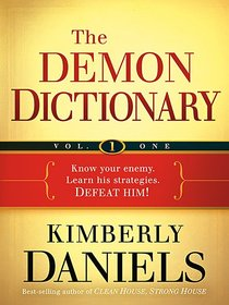 The Demon Dictionary (Volume One)