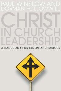 Christ in Church Leadership