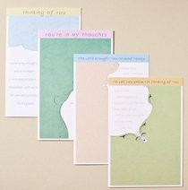 Boxed Cards Thinking of You: Thoughtful Greetings