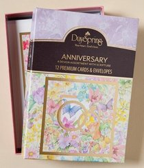 Boxed Cards Anniversary: Two Hearts