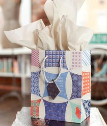 Gift Bag Medium: Redeemed (Incl Tissue Paper And Gift Tag)