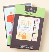 Boxed Cards Friendship: Good Times (Feminine)