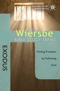 Exodus (Wiersbe Bible Study Series)