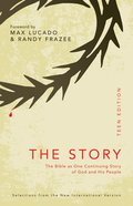 NIV the Story Teen Edition (The Story (Zondervan) Series)