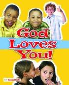 God Loves You! (20 Pack)