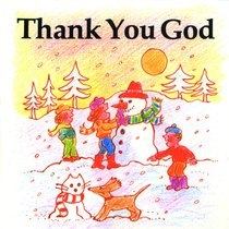 Thank You God (Little Fish Series)