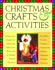 Christmas Crafts & Activities (Reproducible)