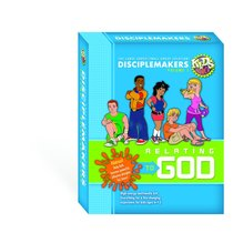 Kids Church: Disciplemakers - Relating to God (Vol 1)