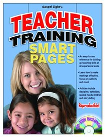 Teacher Training Smart Pages (Cd-rom Included)