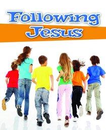 Following Jesus Booklet (20 Pack)