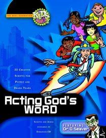 Amazing Journey Acting Gods Word (Kids Church Series)