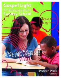 Gllw Summera 2016/2017 Grades 1-4 Bible Teaching Poster Pack (Gospel Light Living Word Series)