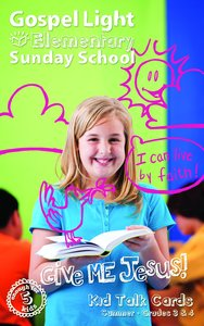 Student Talk Cards (Enough For 5 Students) (Gospel Light Living Word Series)