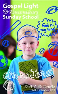 Gllw Fallc 2018 Grades 1&2 Kid Talk Cards (5 Pack For 5 Kids) (Gospel Light Living Word Series)